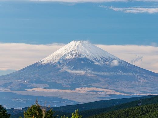 Mount Fuji (Foto: Tommy Tsutsui)