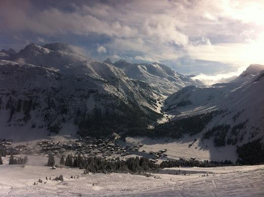 Oostenrijk, wintersportland bij uitstek.