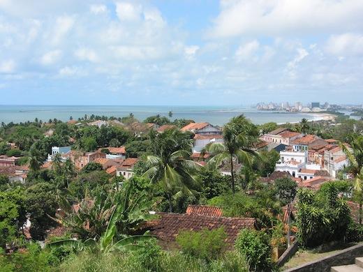 baai van Olinda