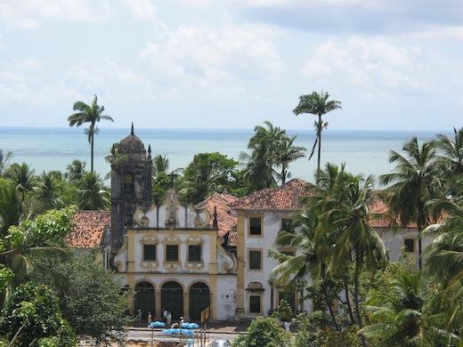 kerkje in Olinda
