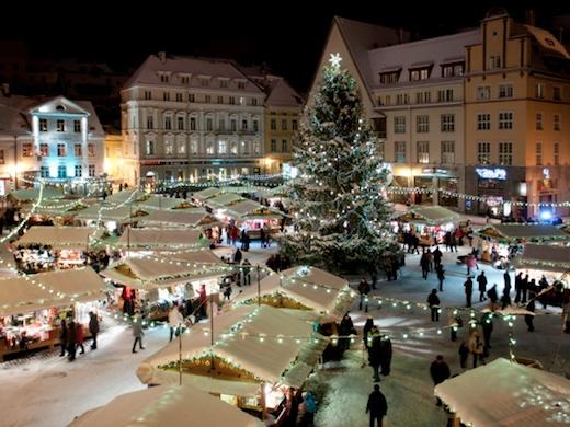 kerstmarkt-tallinn
