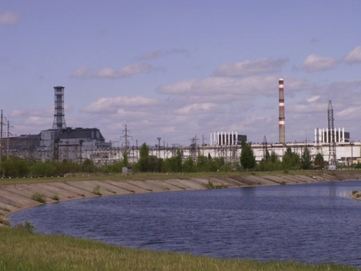 De bewuste reactor: Reactor 4.