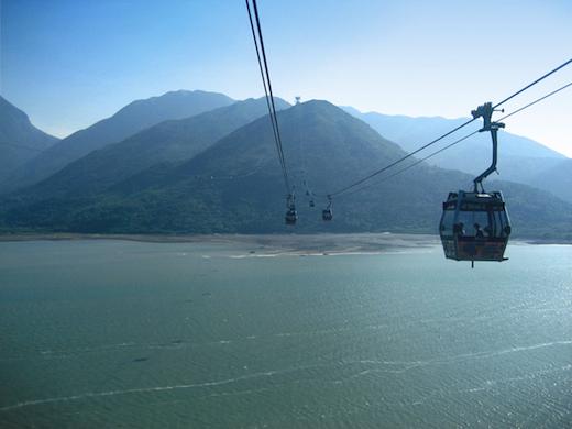 Hongkong gondola