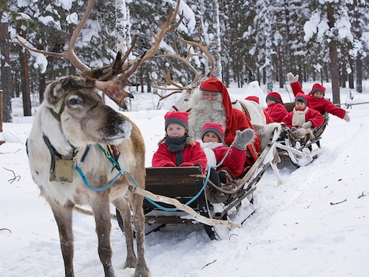 rendieren-kerstman