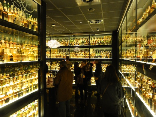 whiskey-experience-edinburgh