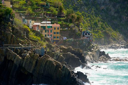 Het wandelpad Via dell'Amore (Foto: Daniel Stockman)