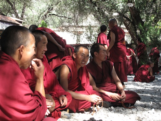 monniken-tibet