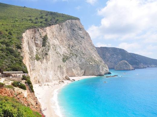 strand-griekenland-lefkada