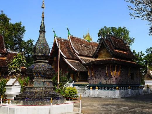De Wat Xieng Thong tempel (Foto: John Willis)