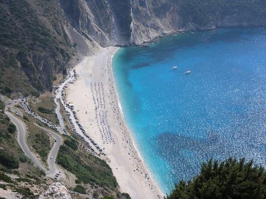 strand-kefalonia-griekenland