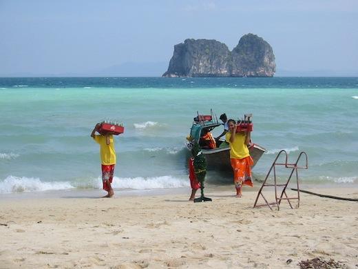strand-ko-ngai-thailand