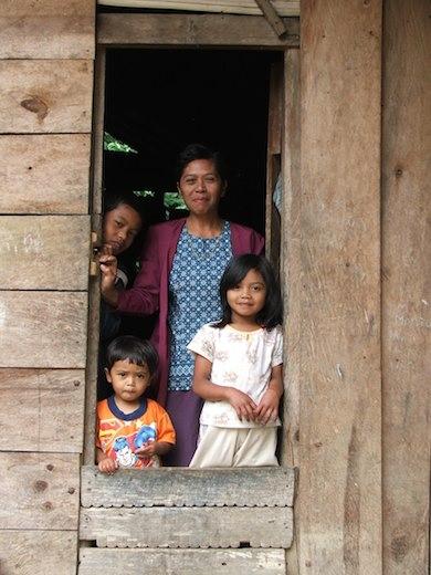 familie-indonesie