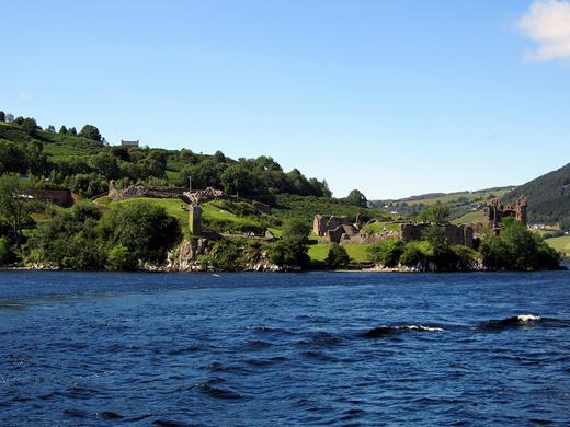 Het beroemde meer van Loch Ness (Foto: David Jones