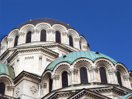 De Alexander Nevski-kathedraal