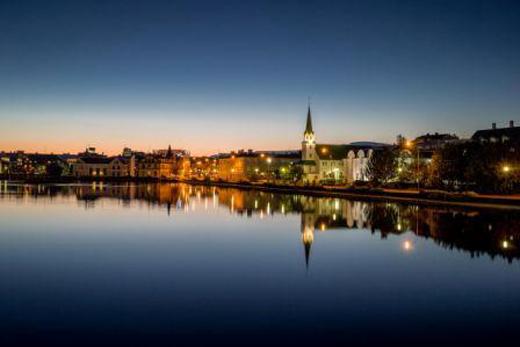 reykjavik-nacht-ijsland