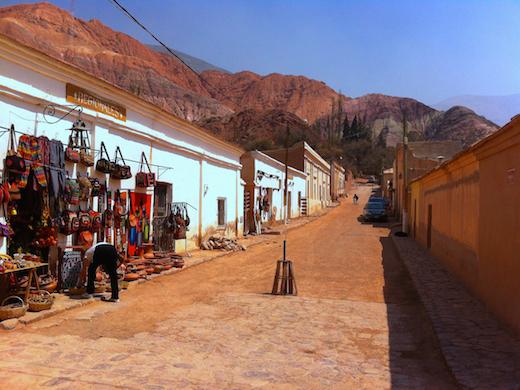purmamarca argentinie