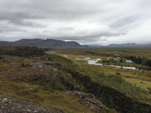 thingvellir ijsland