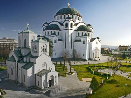 St. Sava Kathedraal